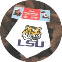 LSU Tigers Dog Bandana