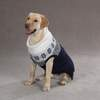 Aspen Snowflake Blue Dog Sweater Teacup
