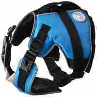 Blue Dog Life Vest by Sierra Dog Supply