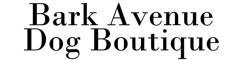 Bark Avenue Dog Boutique