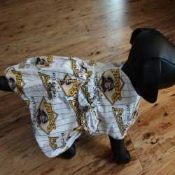 Pittsburgh Pirates Dog Sundress XS Size