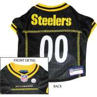 Pittsburgh Steelers Dog Jersey | Pet's First